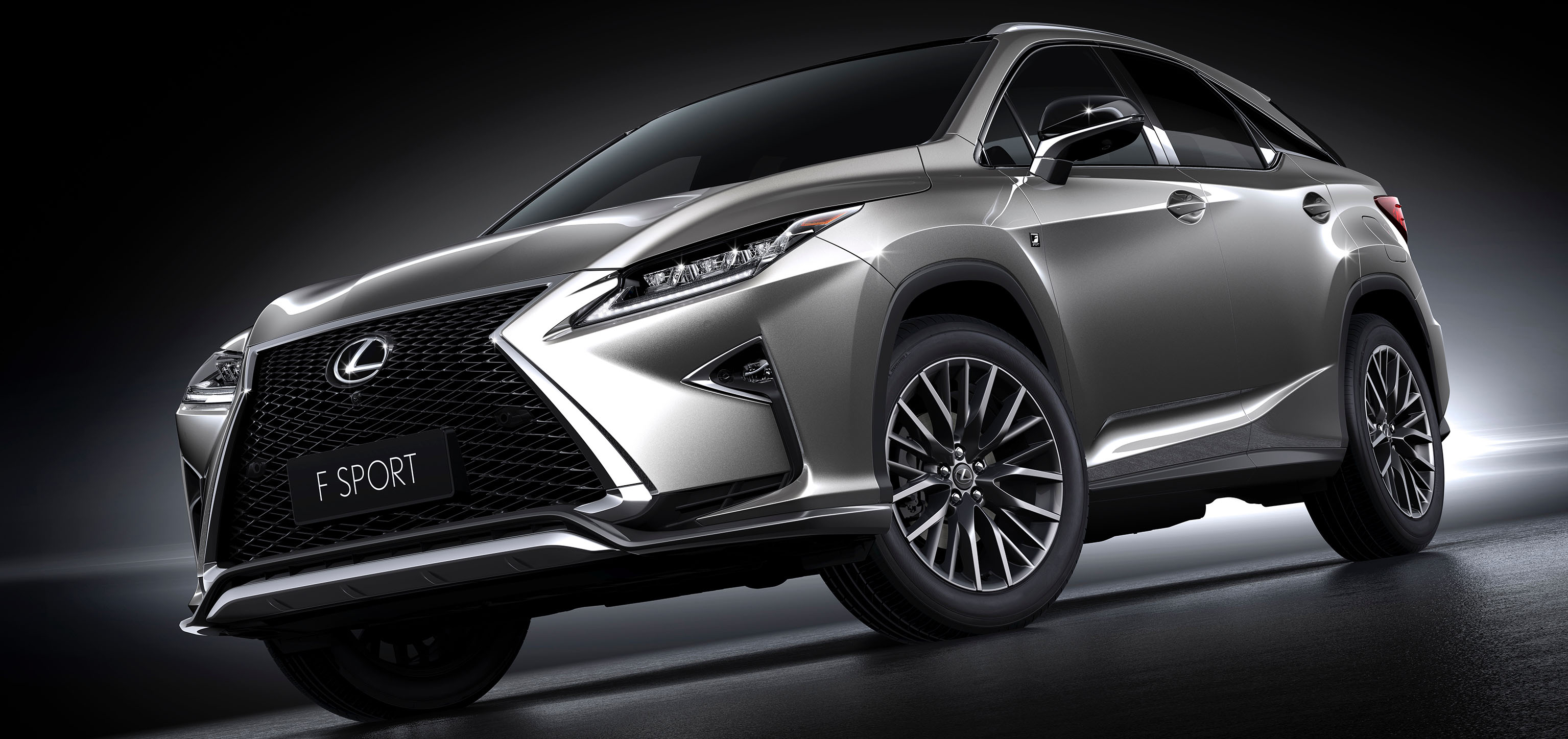 shanghai 2015 lexus rx 200t replaces the old rx 270. Black Bedroom Furniture Sets. Home Design Ideas