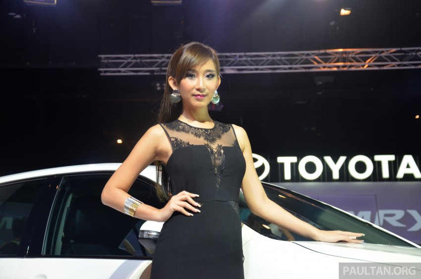 2015 Toyota Camry launched in Malaysia – new 6-spd 2.0E RM150k, 2.0G RM160k, 2.5 Hybrid RM175k Image #324693