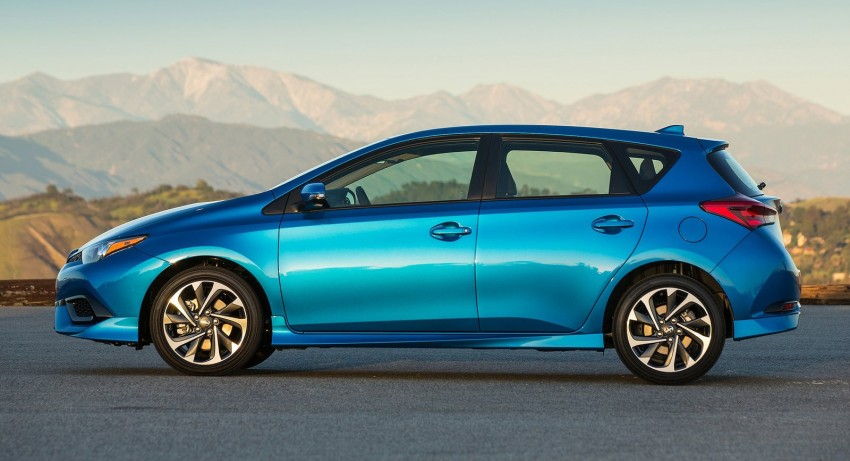 2016 Scion iM – Toyota Auris hatchback for the USA Image #324266