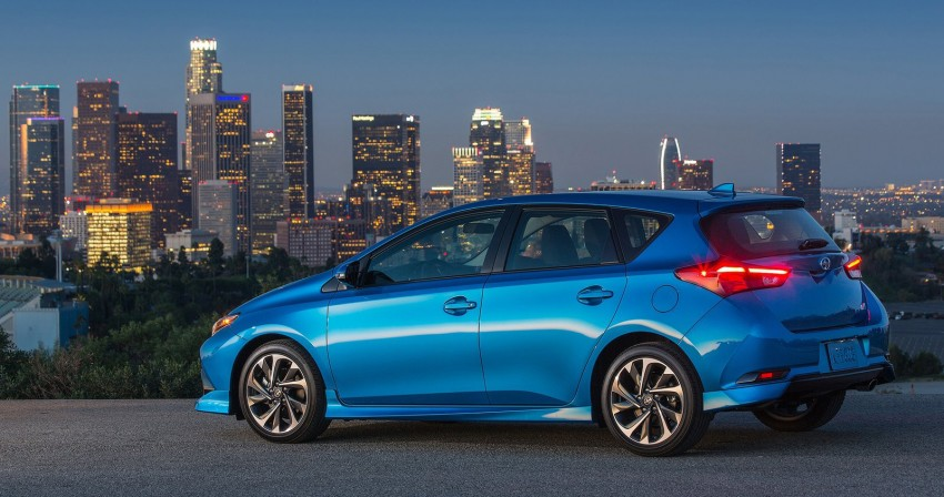 2016 Scion iM – Toyota Auris hatchback for the USA Image #324267