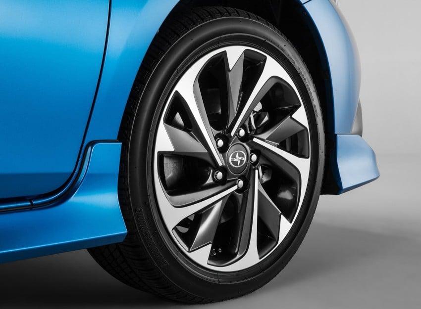 2016 Scion iM – Toyota Auris hatchback for the USA Image #324272