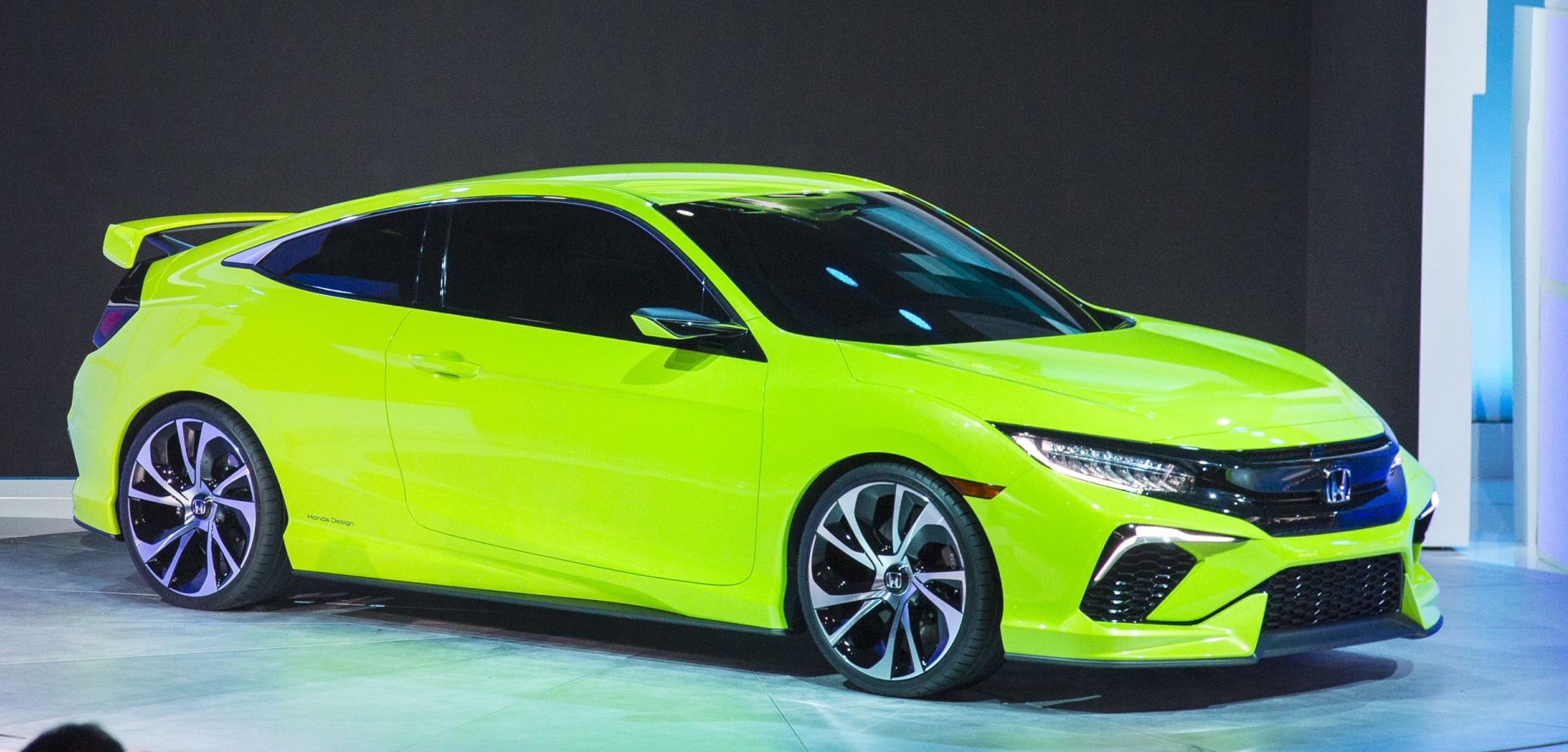 honda civic concept debuts in nyc previews tenth gen for asean type r hatch confirmed for us. Black Bedroom Furniture Sets. Home Design Ideas