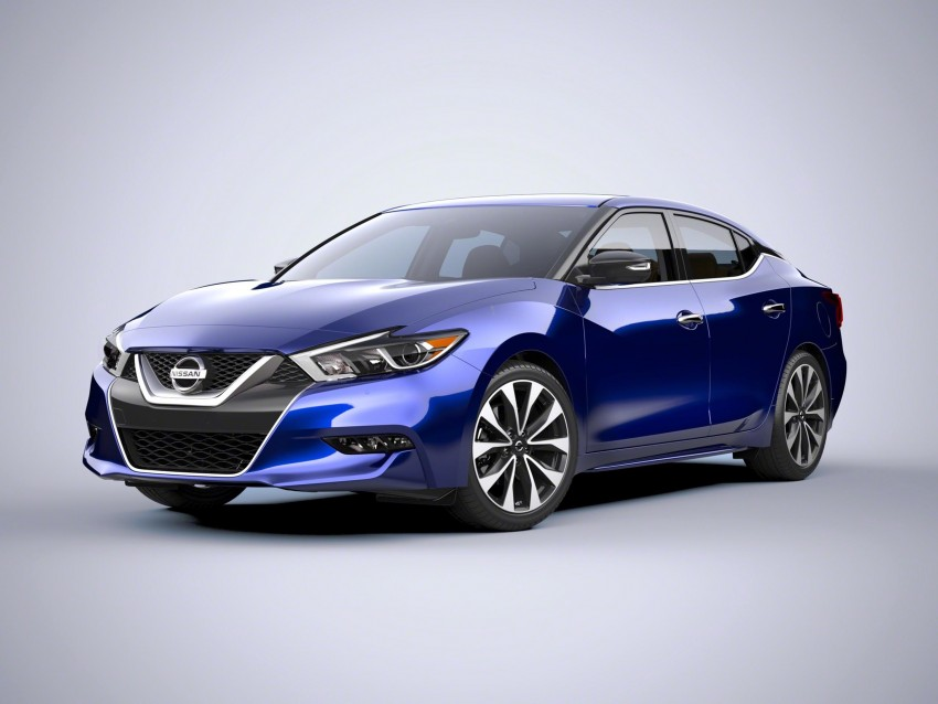 2016 Nissan Maxima debuts in New York with 300 hp Image #324897