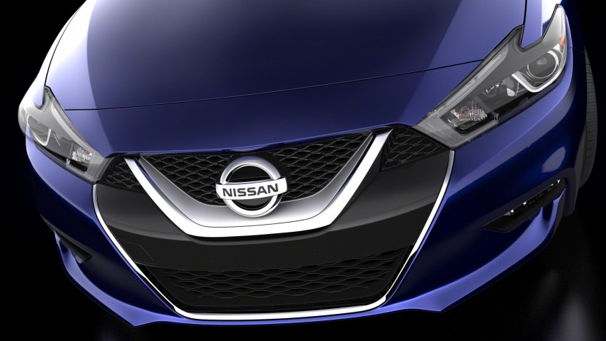 2016 Nissan Maxima debuts in New York with 300 hp Image #324902