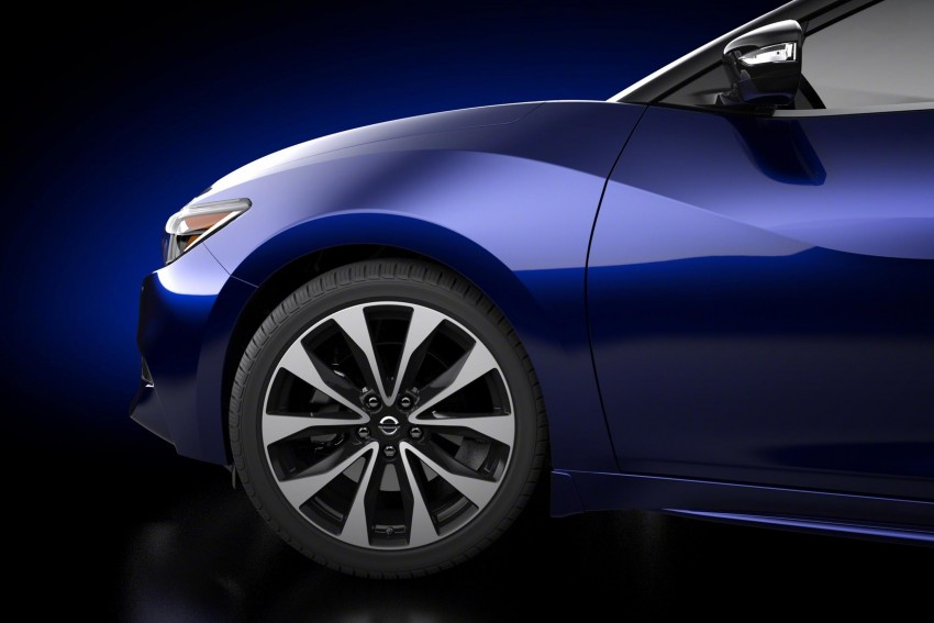 2016 Nissan Maxima debuts in New York with 300 hp Image #324903