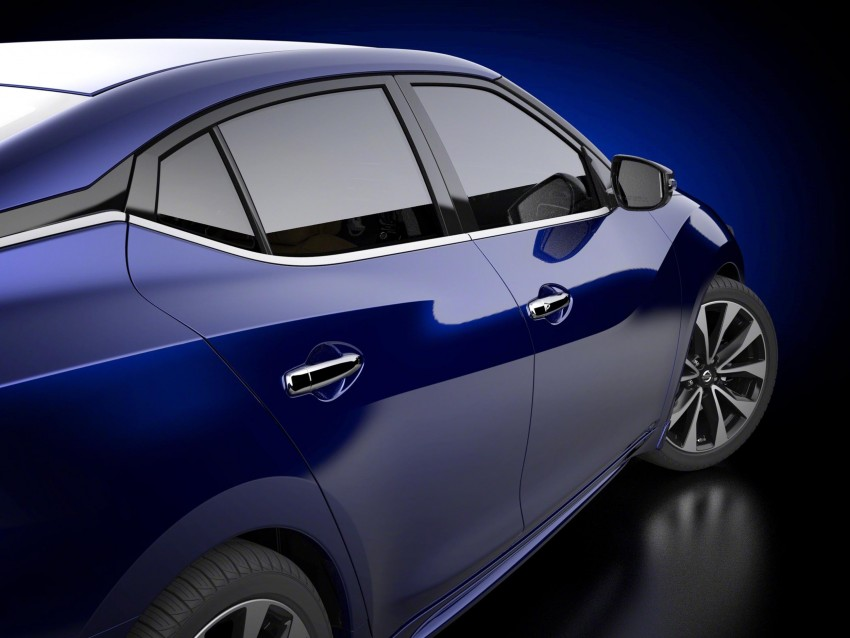 2016 Nissan Maxima debuts in New York with 300 hp Image #324915