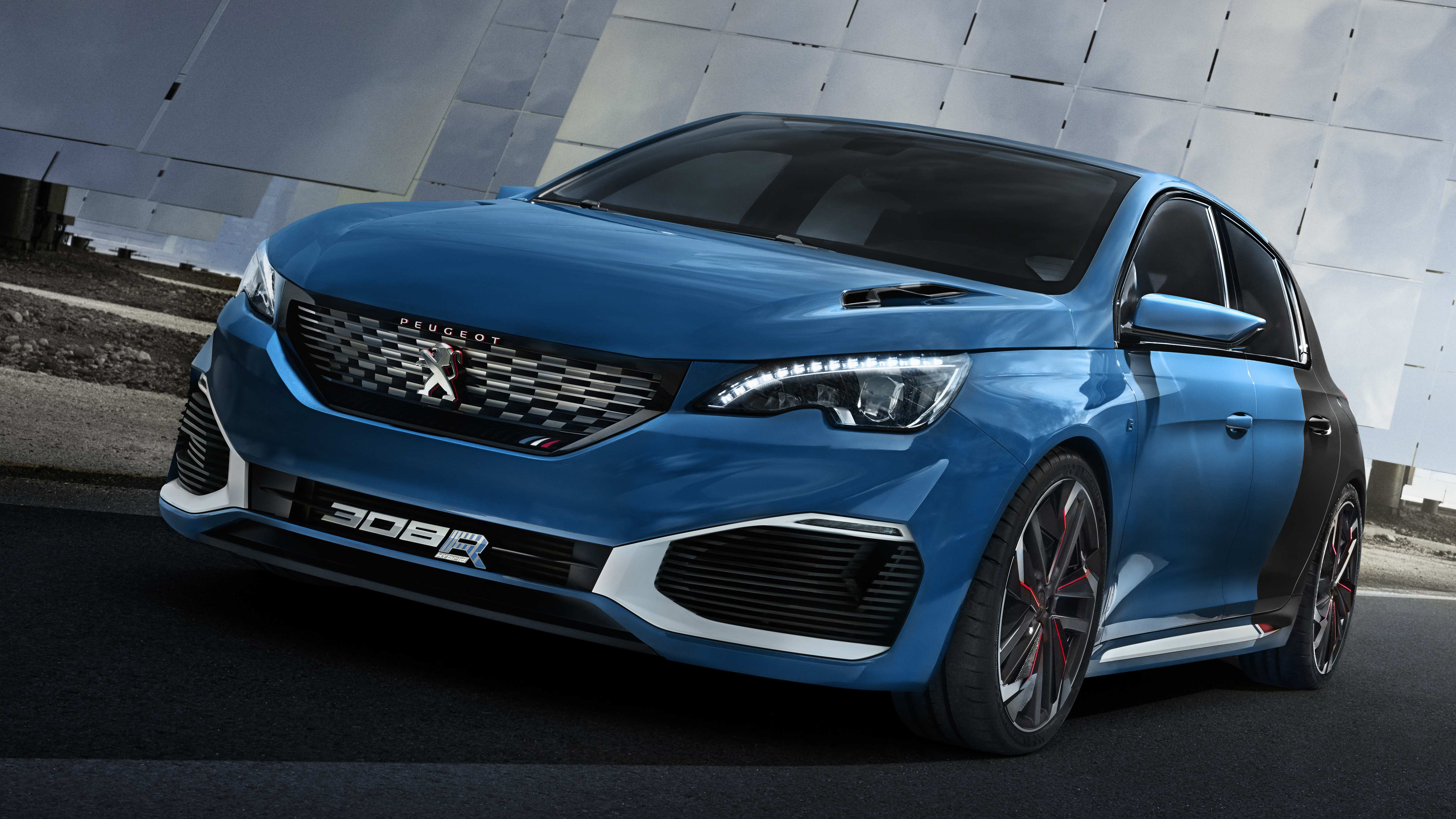 peugeot set to unveil 308 gti at goodwood this month. Black Bedroom Furniture Sets. Home Design Ideas