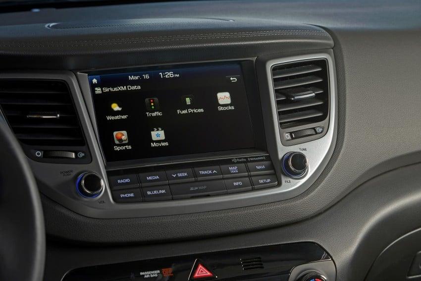 Third-generation Hyundai Tucson makes US debut Image #324400