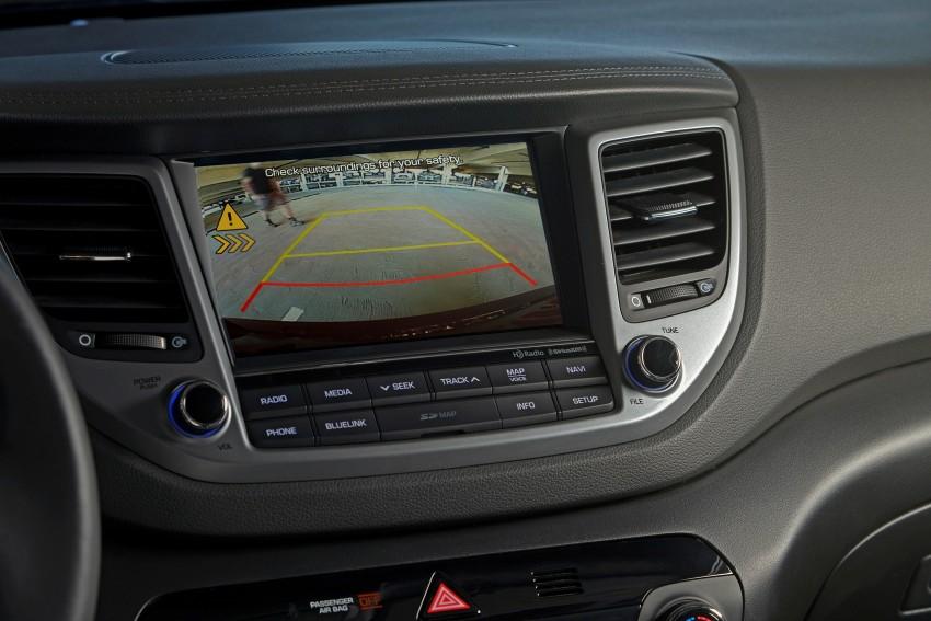 Third-generation Hyundai Tucson makes US debut Image #324401
