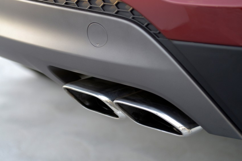 Third-generation Hyundai Tucson makes US debut Image #324405