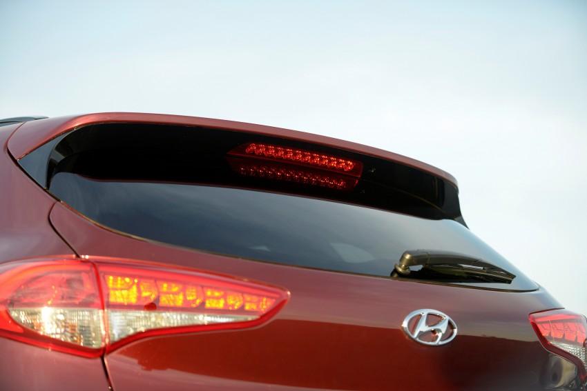 Third-generation Hyundai Tucson makes US debut Image #324407