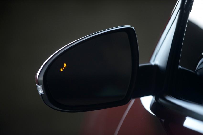 Third-generation Hyundai Tucson makes US debut Image #324408