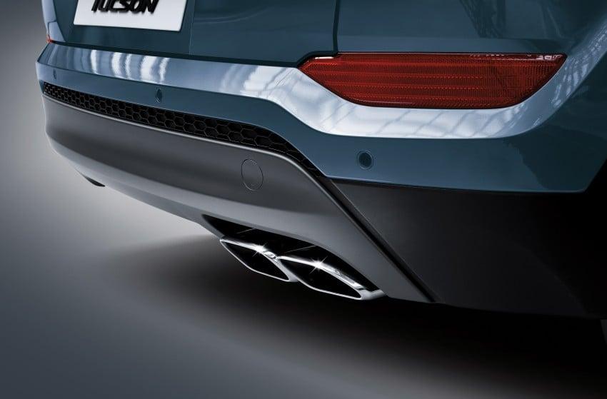 Third-generation Hyundai Tucson makes US debut Image #324357