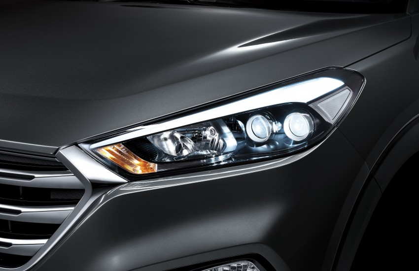 Third-generation Hyundai Tucson makes US debut Image #324358