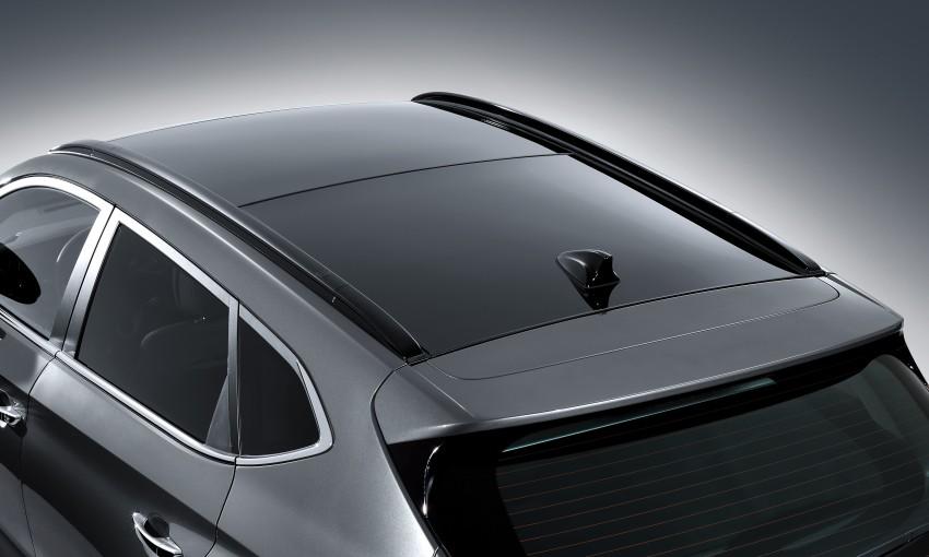 Third-generation Hyundai Tucson makes US debut Image #324359