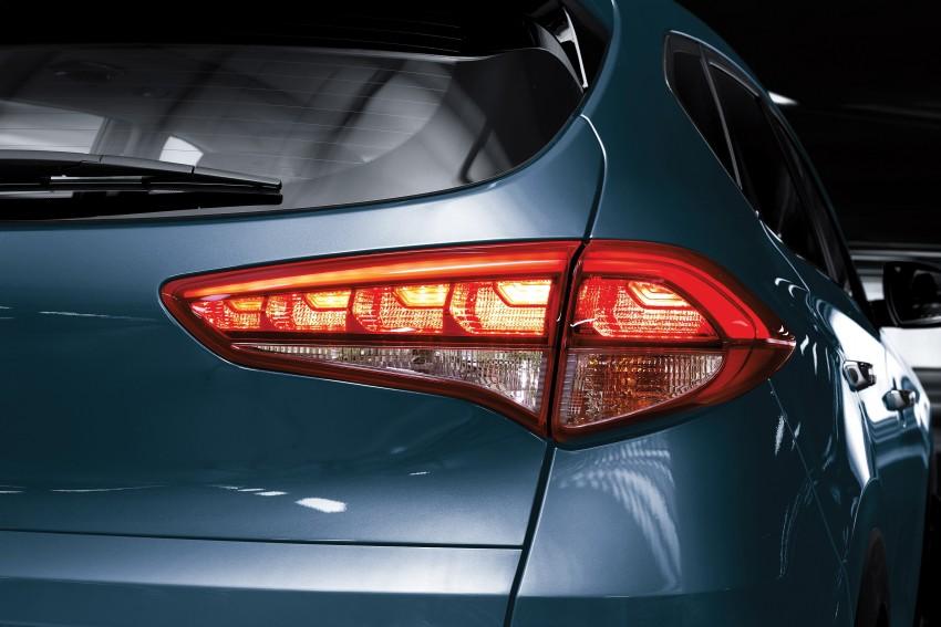 Third-generation Hyundai Tucson makes US debut Image #324363