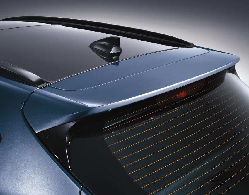 Third-generation Hyundai Tucson makes US debut Image #324360
