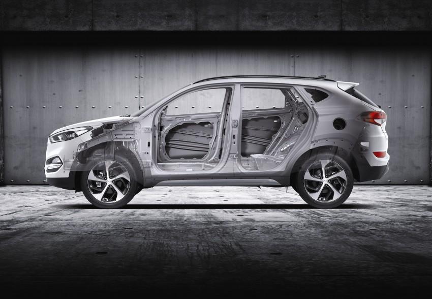 Third-generation Hyundai Tucson makes US debut Image #324368