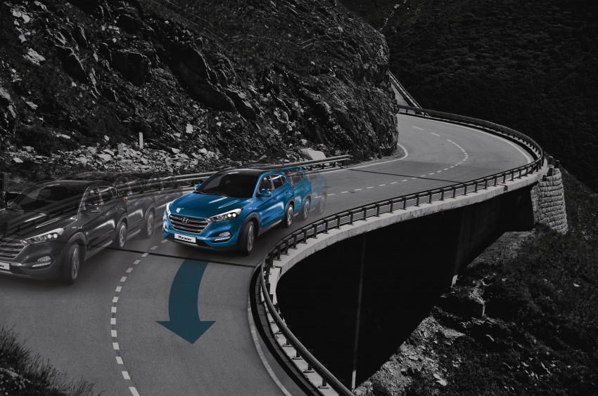 Third-generation Hyundai Tucson makes US debut Image #324373