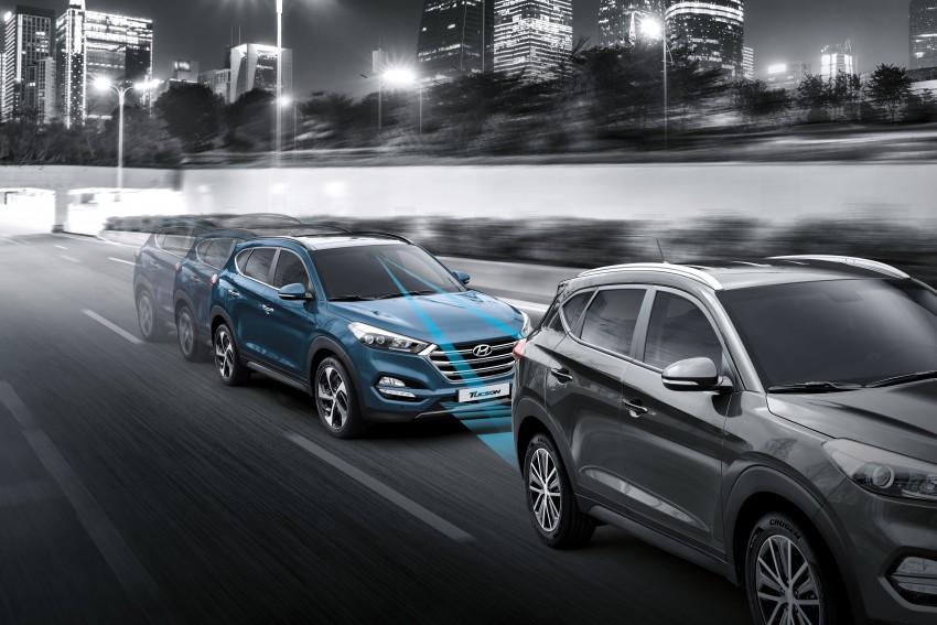 Third-generation Hyundai Tucson makes US debut Image #324369
