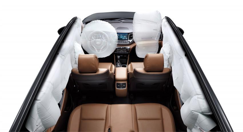 Third-generation Hyundai Tucson makes US debut Image #324377