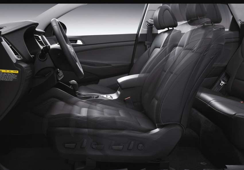 Third-generation Hyundai Tucson makes US debut Image #324376