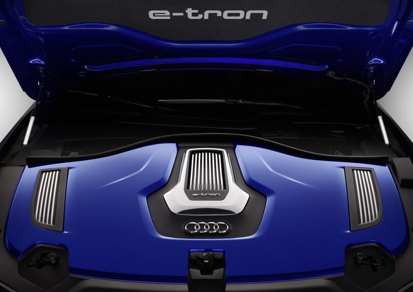 Audi A6 L e-tron plug-in hybrid revealed for China Image #329255