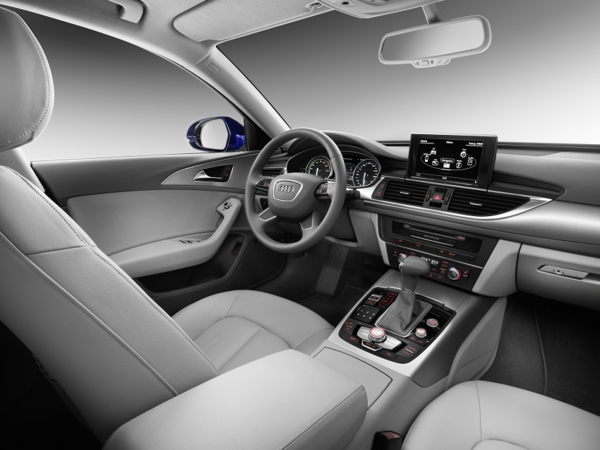Audi A6 L e-tron plug-in hybrid revealed for China Image #329251
