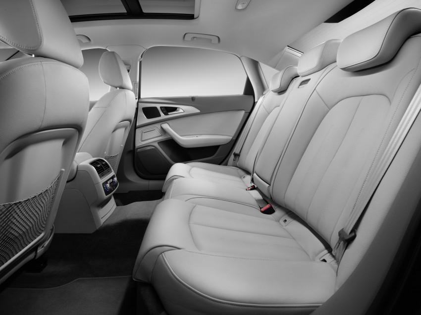 Audi A6 L e-tron plug-in hybrid revealed for China Image #329252