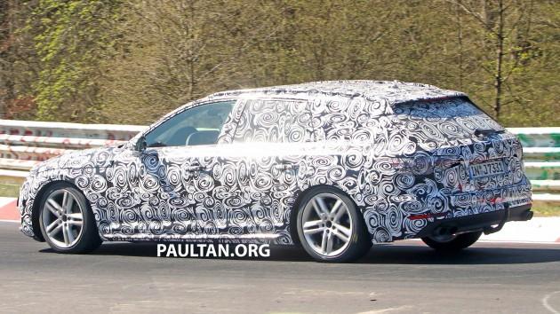 Audi S4 Avant track 6