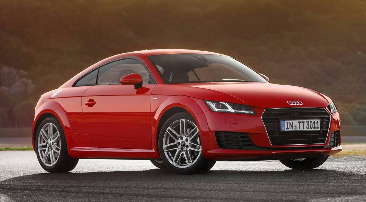 audi introduces entry level tt 1 8 tfsi with 180 hp. Black Bedroom Furniture Sets. Home Design Ideas