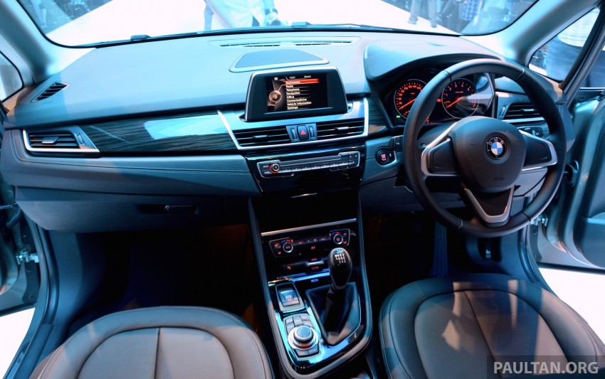 F45 BMW 218i Active Tourer introduced – from RM219k Image #328634