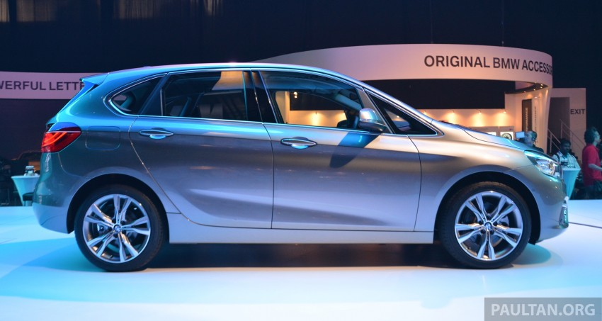 F45 BMW 218i Active Tourer introduced – from RM219k Image #328647