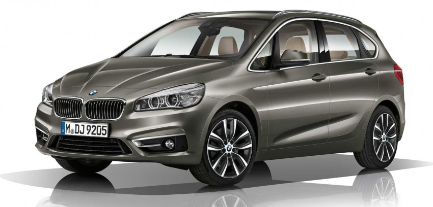 AD: Test drive the first-ever BMW 2 Series Active Tourer at Auto Bavaria KL, JB and Penang Image #330882