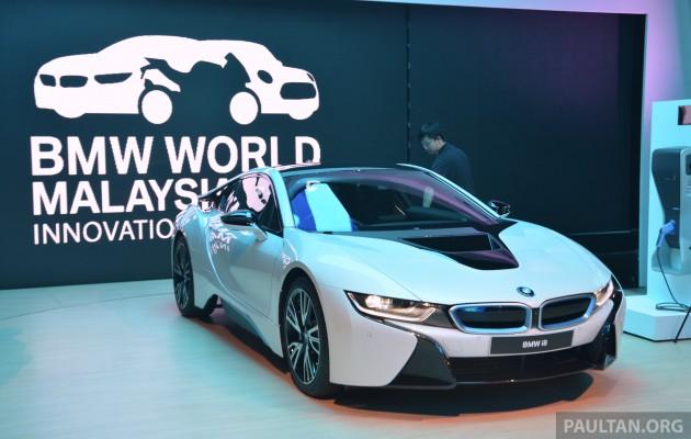 BMW World Malaysia 2015 1