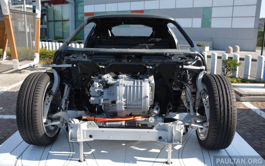 DRIVEN: BMW i8 plug-in hybrid sports car in Milan Image #329808