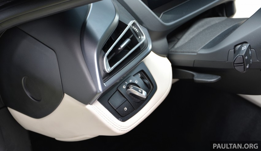 DRIVEN: BMW i8 plug-in hybrid sports car in Milan Image #329827