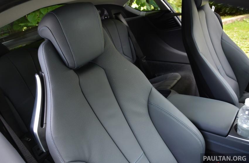 DRIVEN: BMW i8 plug-in hybrid sports car in Milan Image #329828