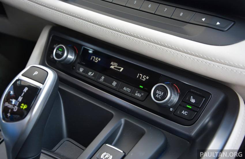 DRIVEN: BMW i8 plug-in hybrid sports car in Milan Image #329829