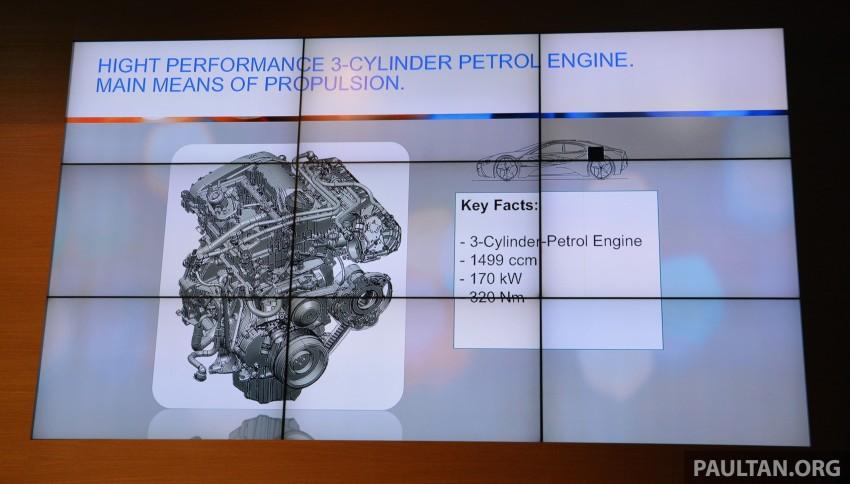 DRIVEN: BMW i8 plug-in hybrid sports car in Milan Image #329867