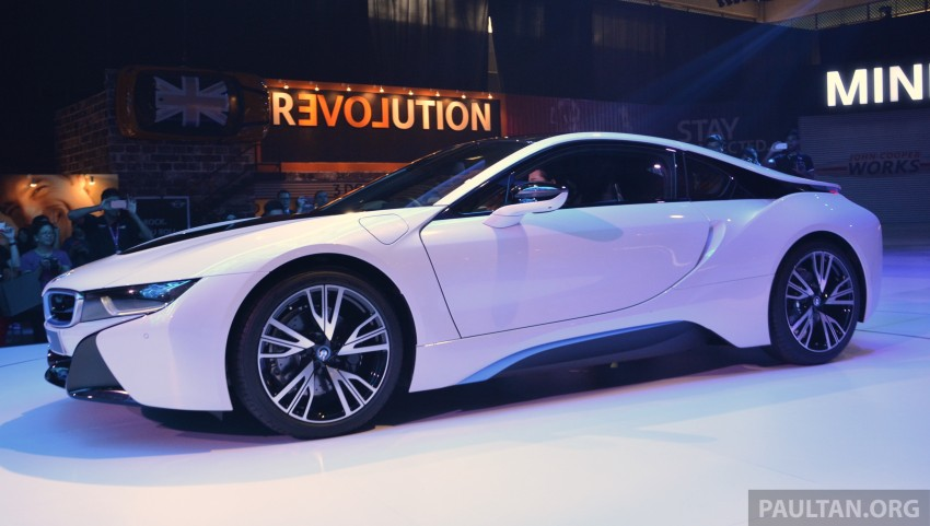BMW i8 launched in Malaysia – priced at RM1,188,800 Image #329185