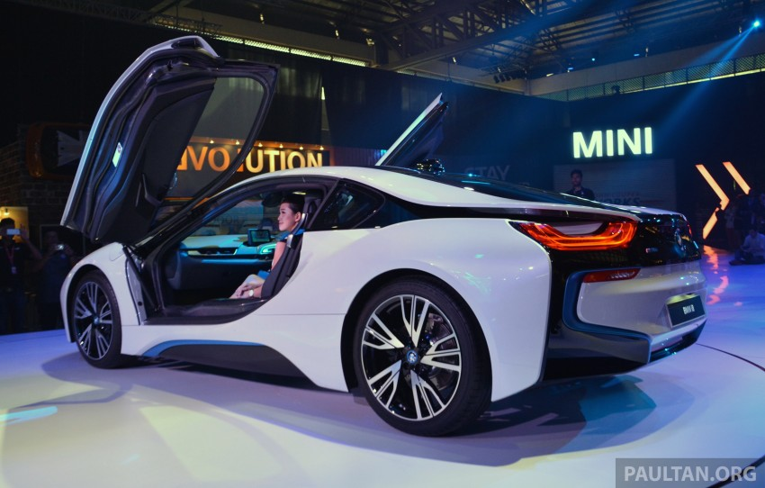 BMW i8 launched in Malaysia – priced at RM1,188,800 Image #329187