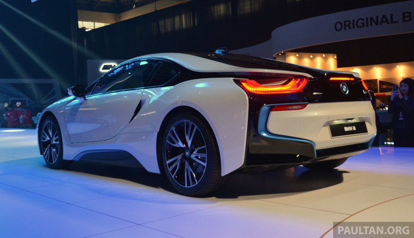 BMW i8 launched in Malaysia – priced at RM1,188,800 Image #329190