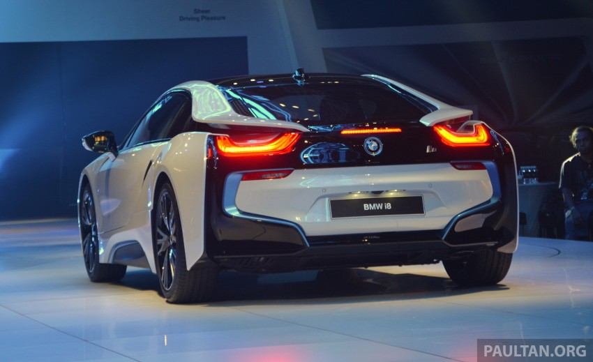 BMW i8 launched in Malaysia – priced at RM1,188,800 Image #329192