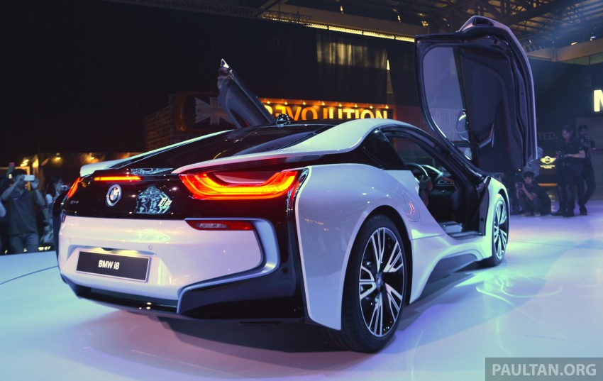 BMW i8 launched in Malaysia – priced at RM1,188,800 Image #329214