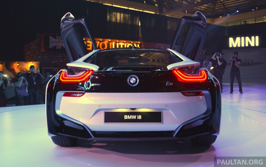 BMW i8 launched in Malaysia – priced at RM1,188,800 Image #329216
