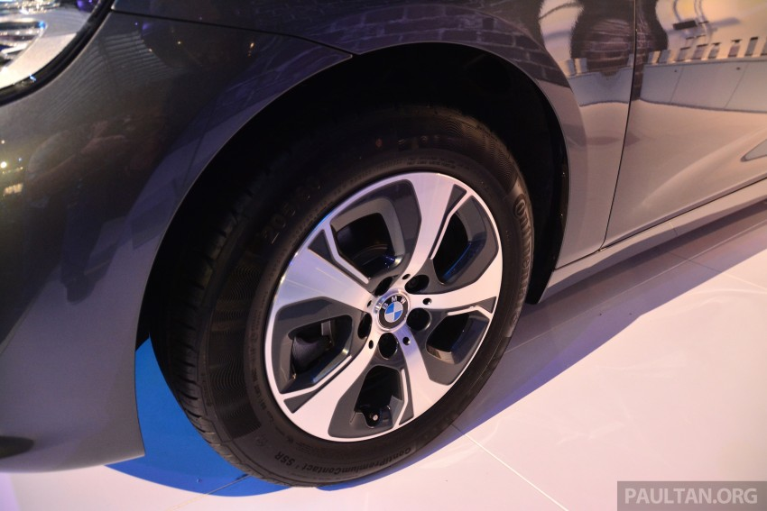 F45 BMW 218i Active Tourer introduced – from RM219k Image #328903