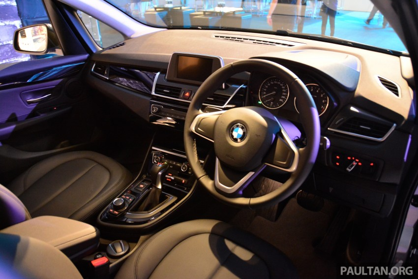 F45 BMW 218i Active Tourer introduced – from RM219k Image #328905