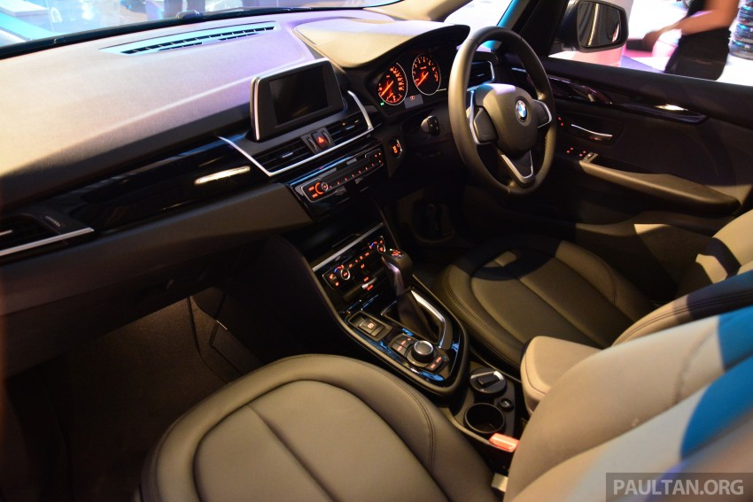 F45 BMW 218i Active Tourer introduced – from RM219k Image #328907