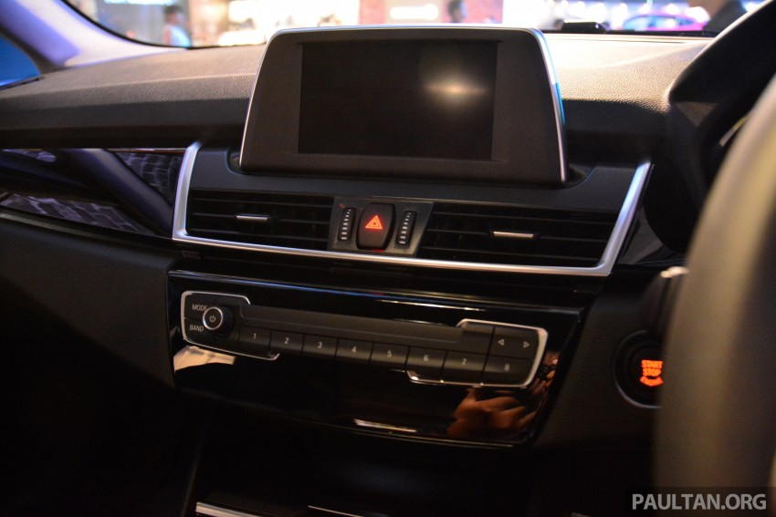 F45 BMW 218i Active Tourer introduced – from RM219k Image #328912
